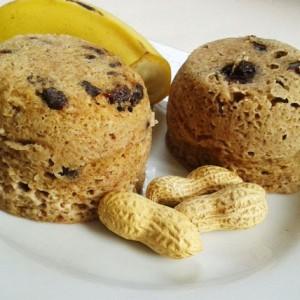 muffiny z mikrovlnky
