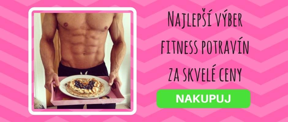 Najlepší výber fitnesspotravín za skvelé ceny (1)