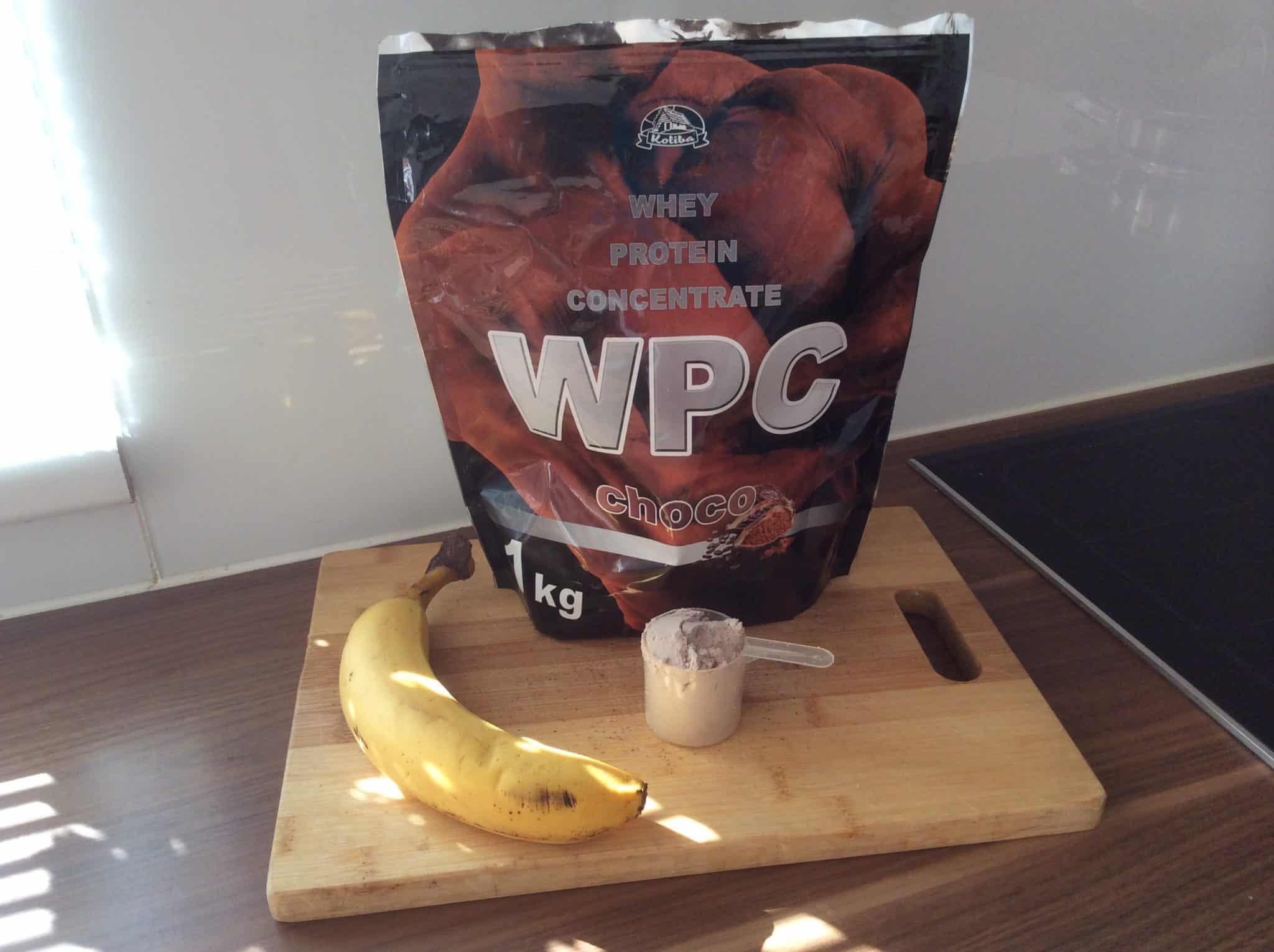 Proteín WPC 80 Koliba: recenzia, cena, skúsenosť