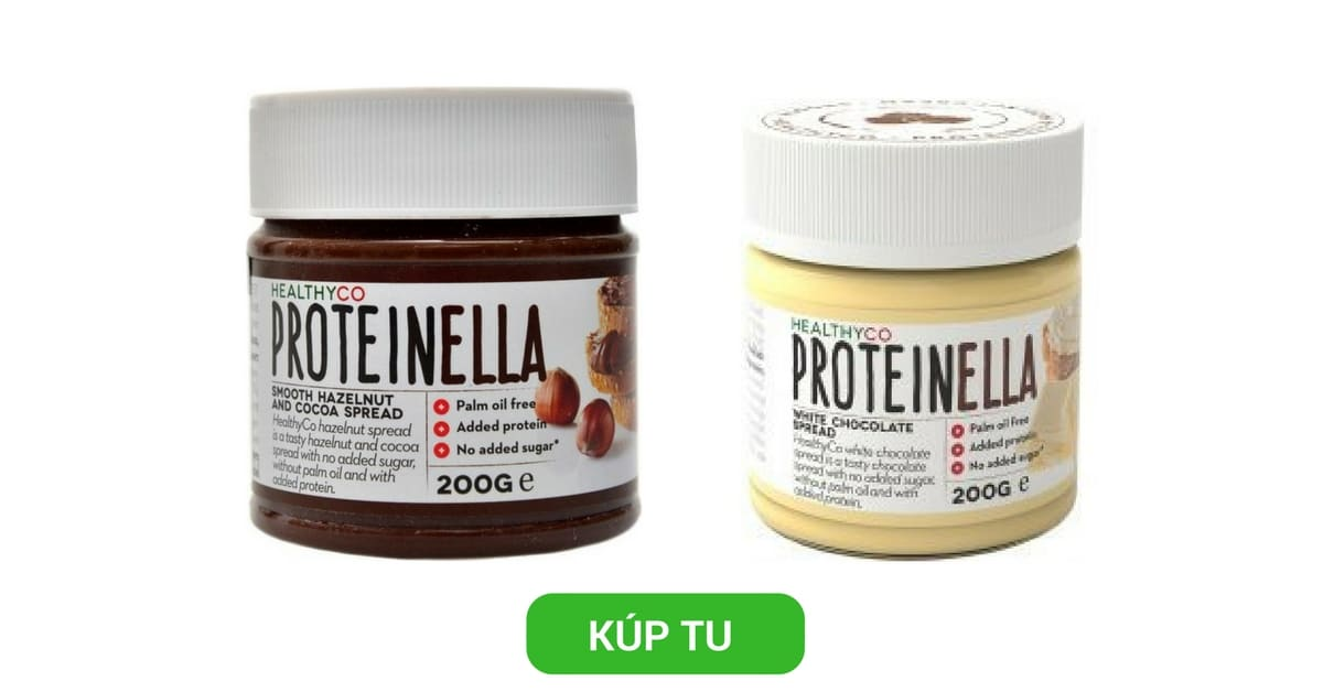 Proteínová Nutela Proteinella – Bodylab