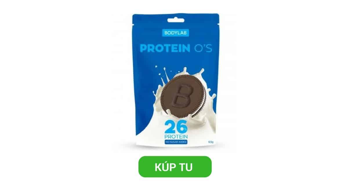Proteínové OREO Protein O's – Bodylab