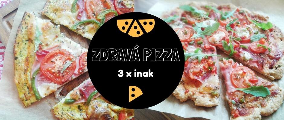 proteinova pizza recepty