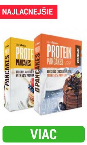 Zmes na proteínové palacinky Gymbeam