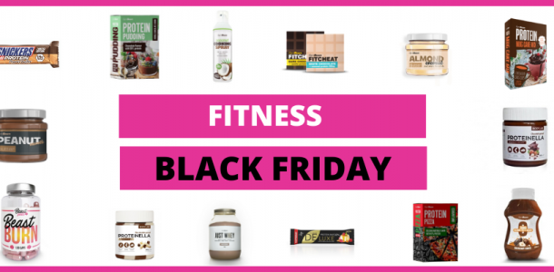 fitness black friday 2019
