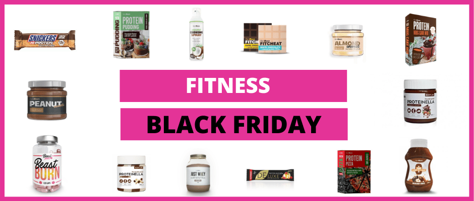 fitness black friday 2019