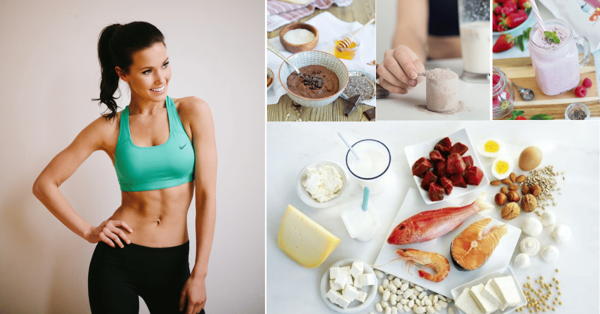 7 dnova bielkovinova dieta
