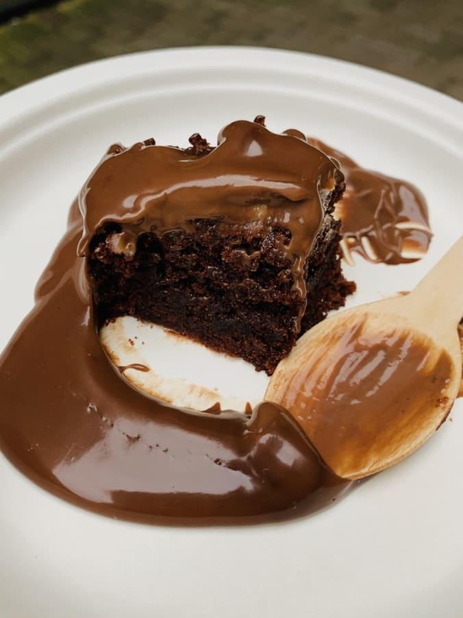 proteinovy kolacik brownie