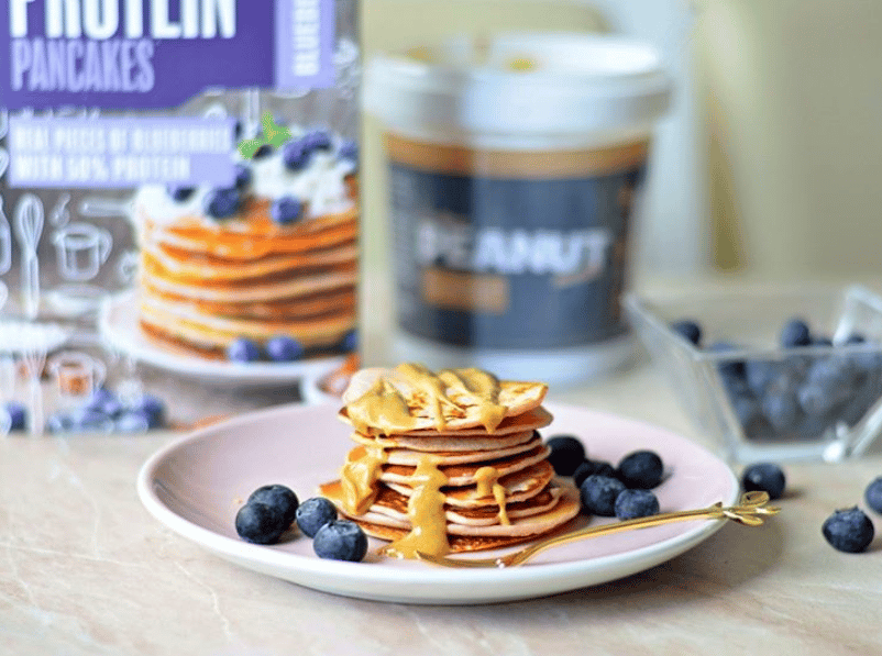 protein pancake mix gymbeam