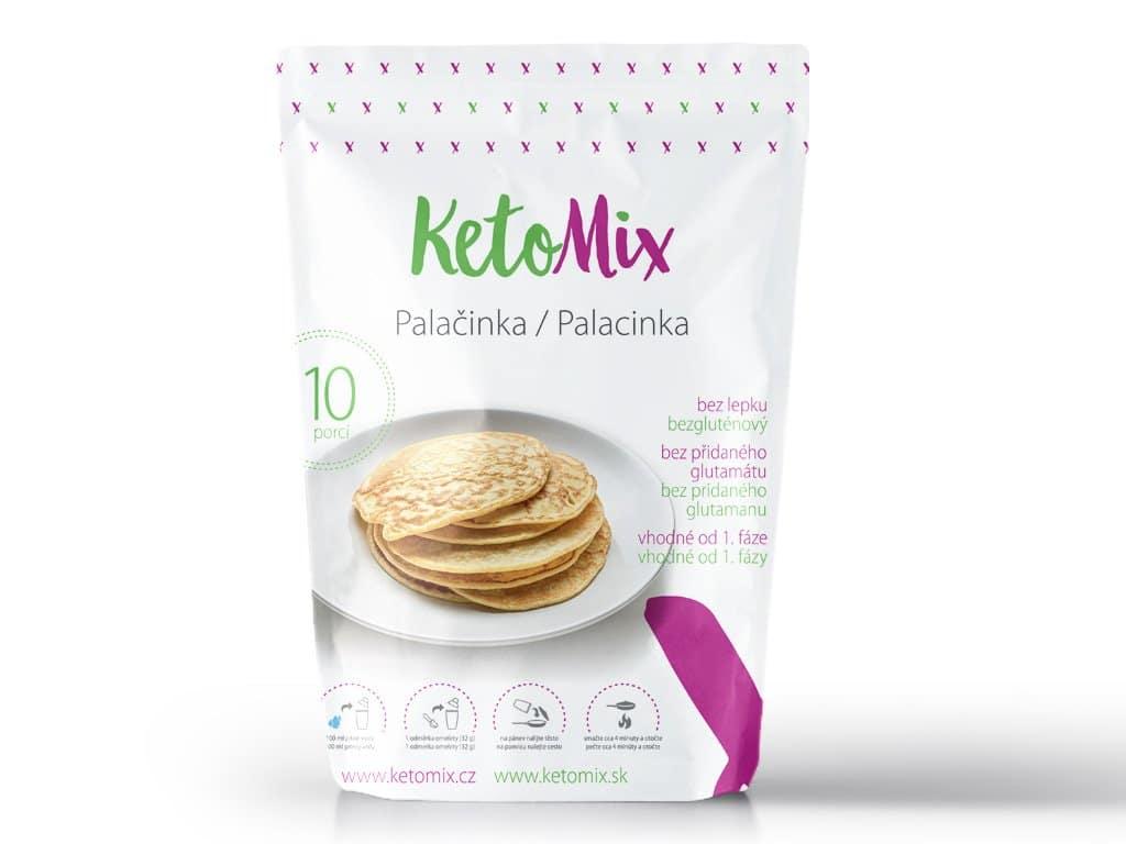 dietne palacinky ketomix