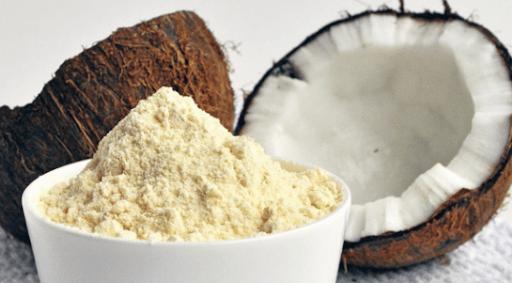 kokosová múka použitie
