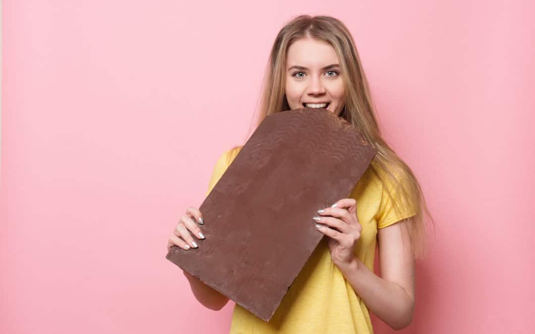 fit cokolada na chudnutie
