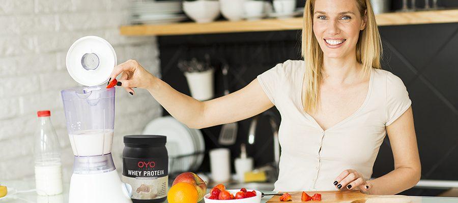 ako vyuzit proteinovy prasok v kuchyni
